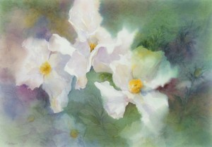 Watercolor by Shirley Motmans (SCWS)