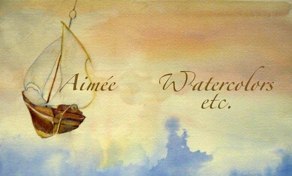 Watercolors etc