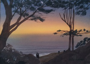 Carmel Beach c